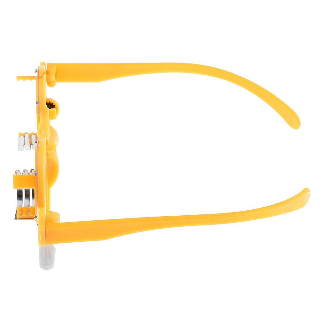 Optical-Optical-Lens-Trial-Optometry-Occhiali-per-Occhi-Equipaggiamento miniatura 12