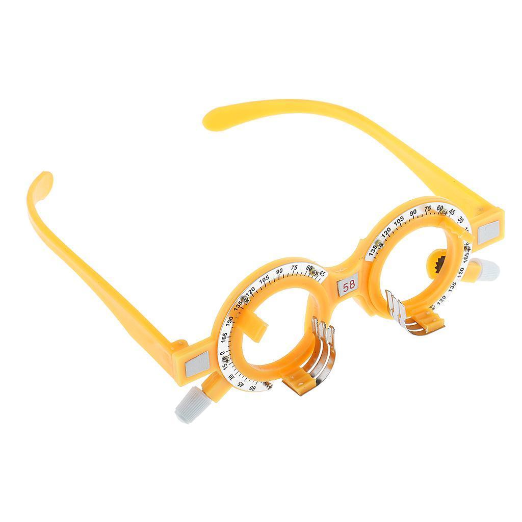 Optical-Optical-Lens-Trial-Optometry-Occhiali-per-Occhi-Equipaggiamento miniatura 14