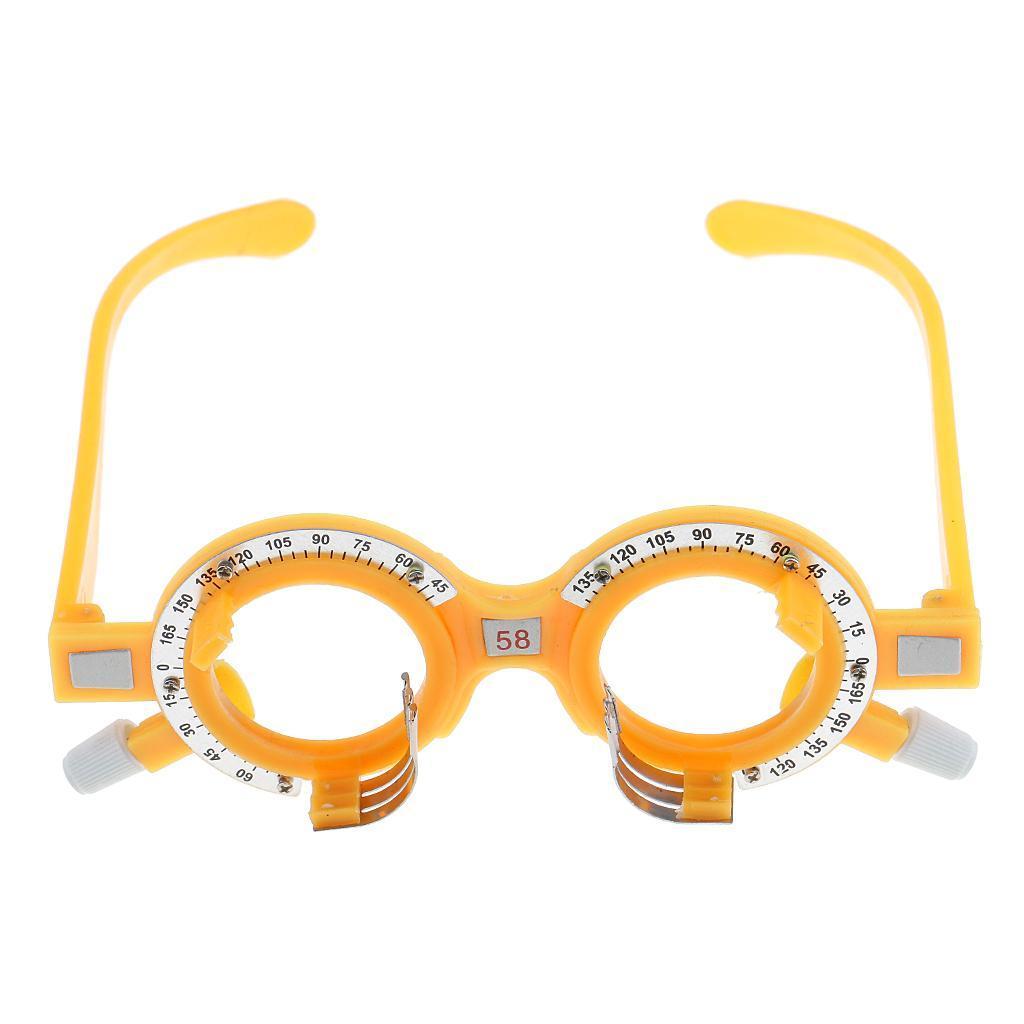 Optical-Optical-Lens-Trial-Optometry-Occhiali-per-Occhi-Equipaggiamento miniatura 13
