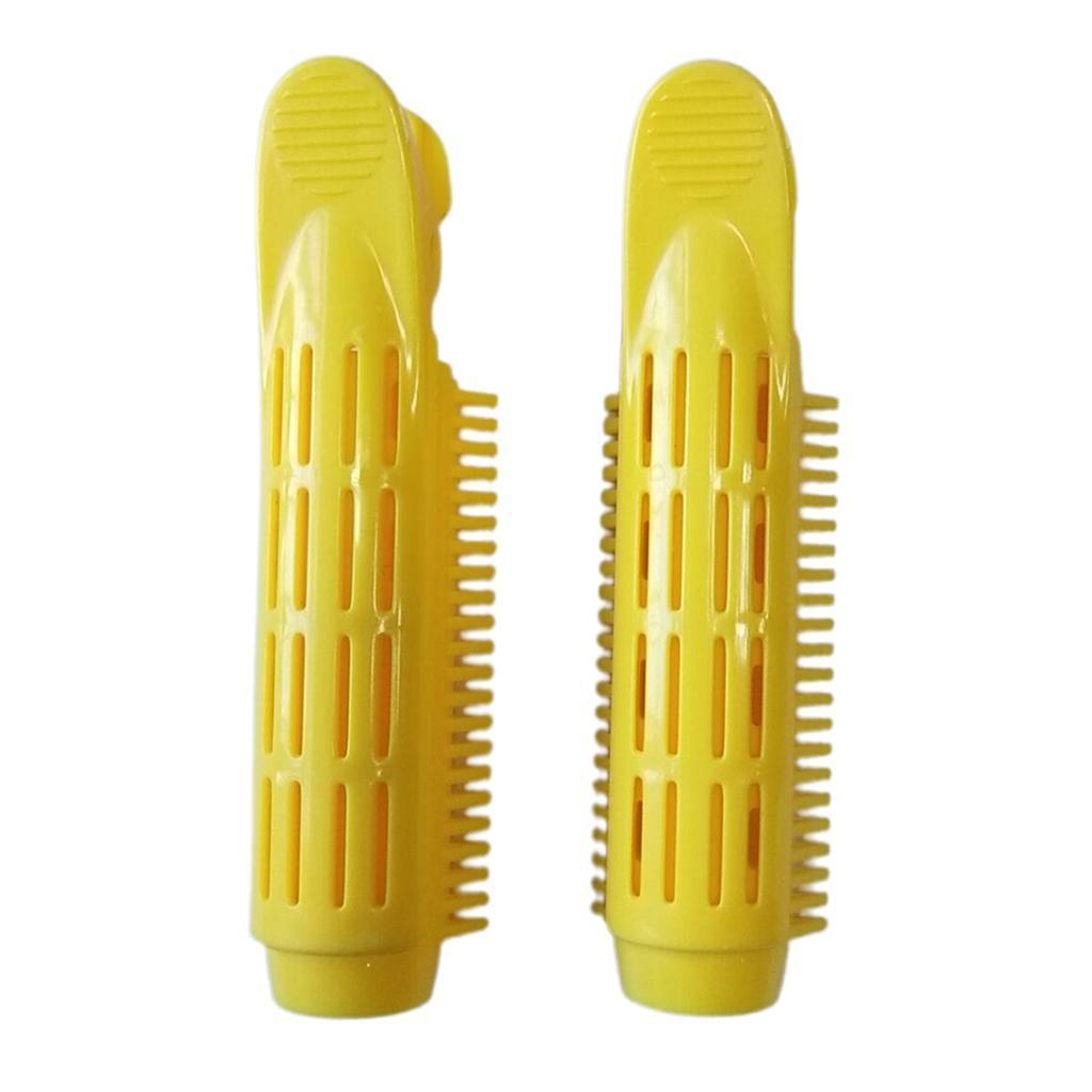 Indexbild 19 - 1 Paar Tragbare Lockenwickler Roller Haarnadel Clip Salon DIY Tool Neu
