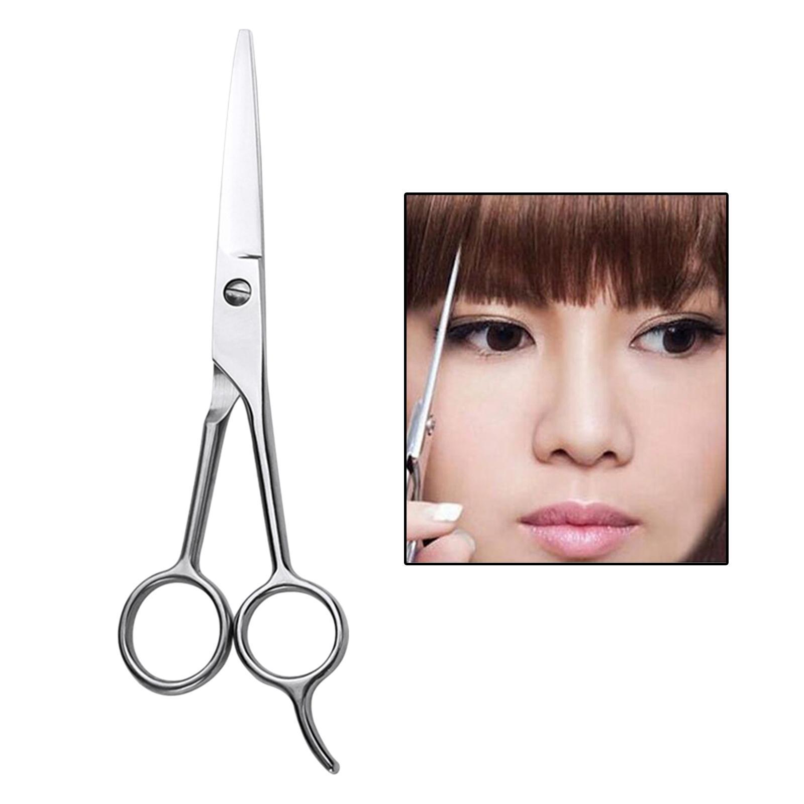 miniatura 7 - Forbici da taglio per capelli professionali per parrucchiere Set di strumenti