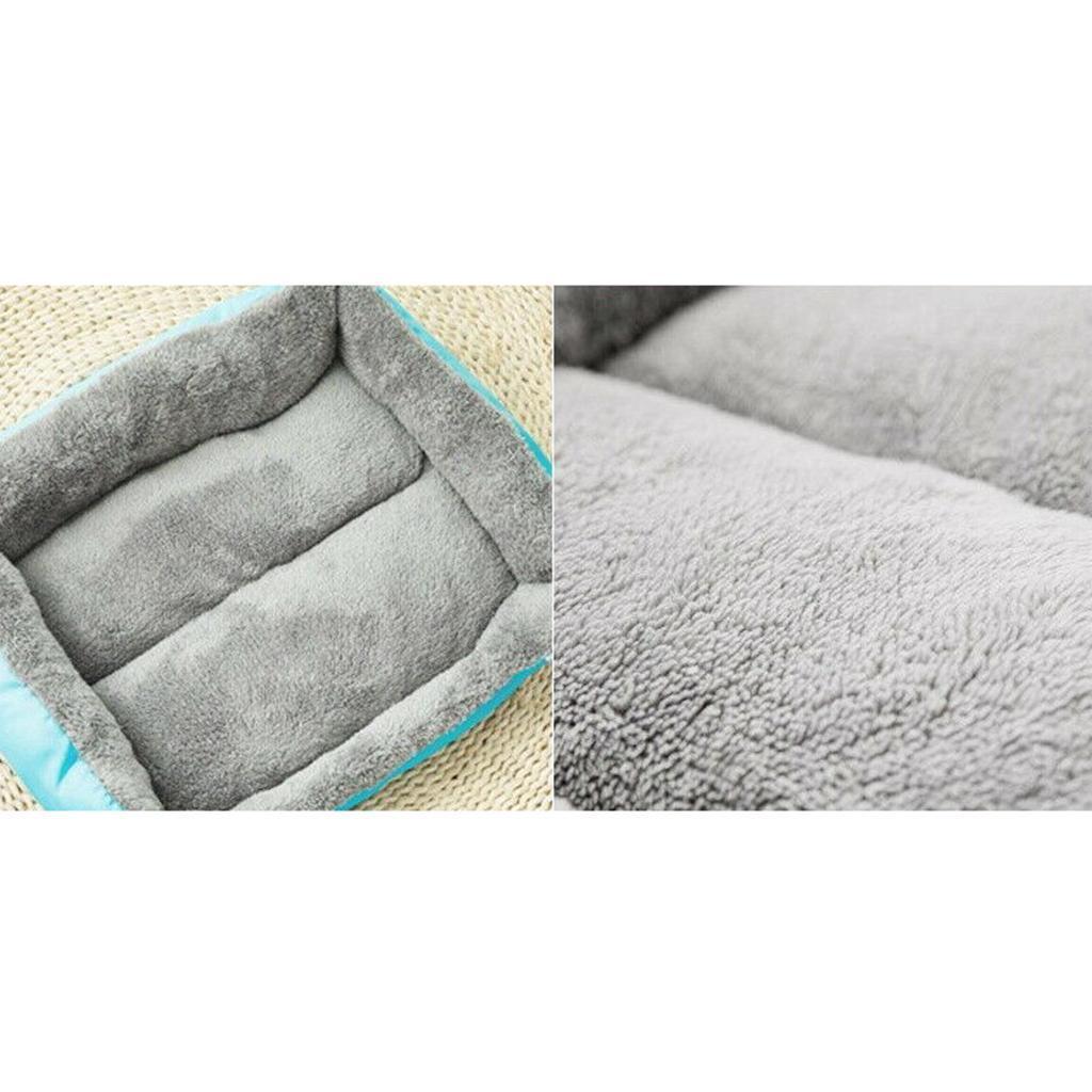 Indexbild 3 - Hund-Bett-Kissen-Waschbar-Haustierbett-Waermematte-fuer-Katzen-und-Hunde