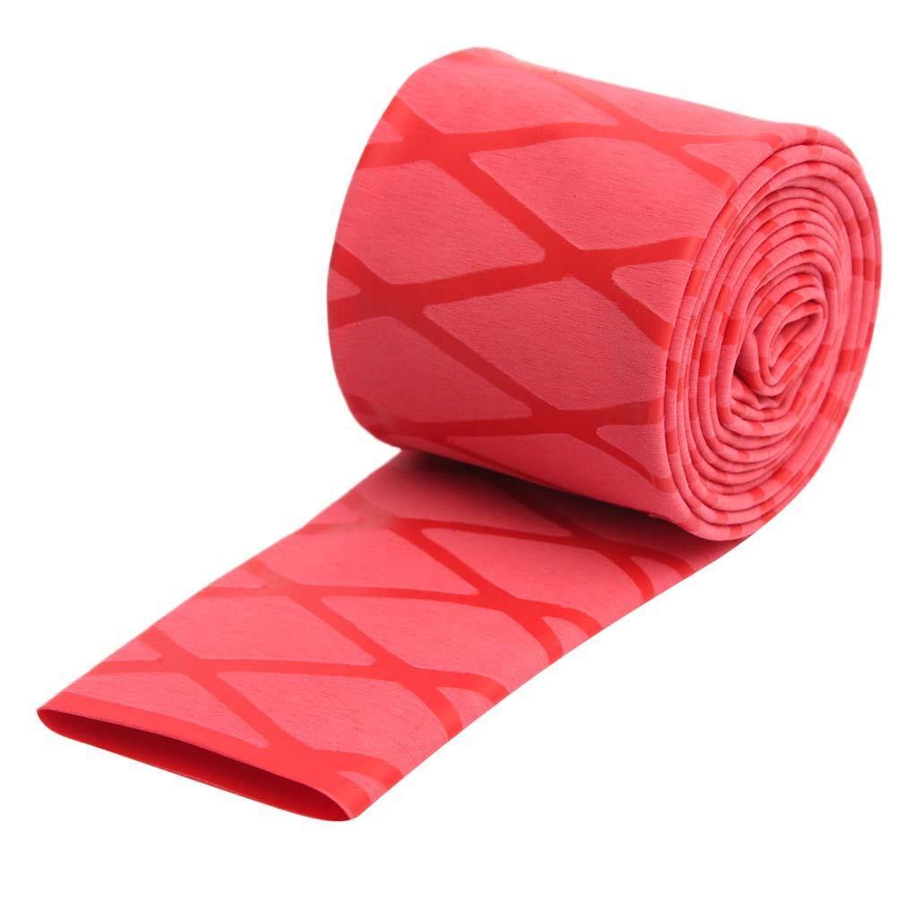 miniatura 3 - Canna-da-pesca-impermeabile-da-22-mm-1-m-con-tubo-termorestringente-antiscivolo