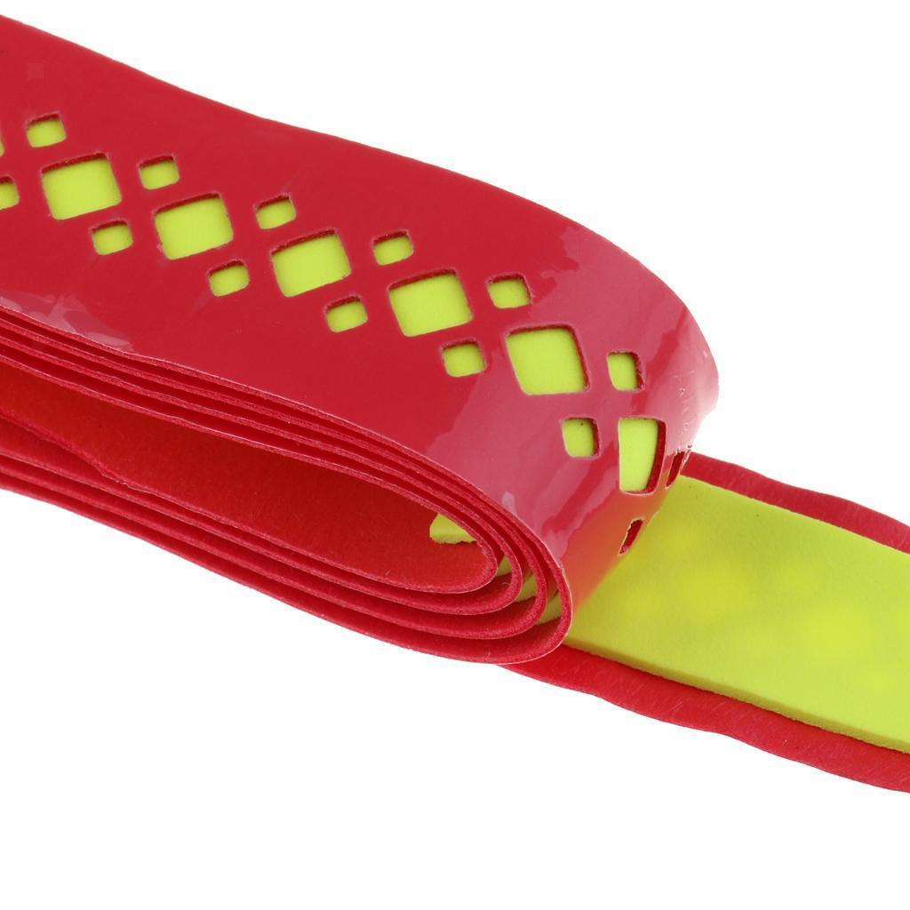 miniatura 6 - Nastro-per-canna-da-pesca-in-PU-elastico-antiscivolo-Tubo-per-impugnatura-per