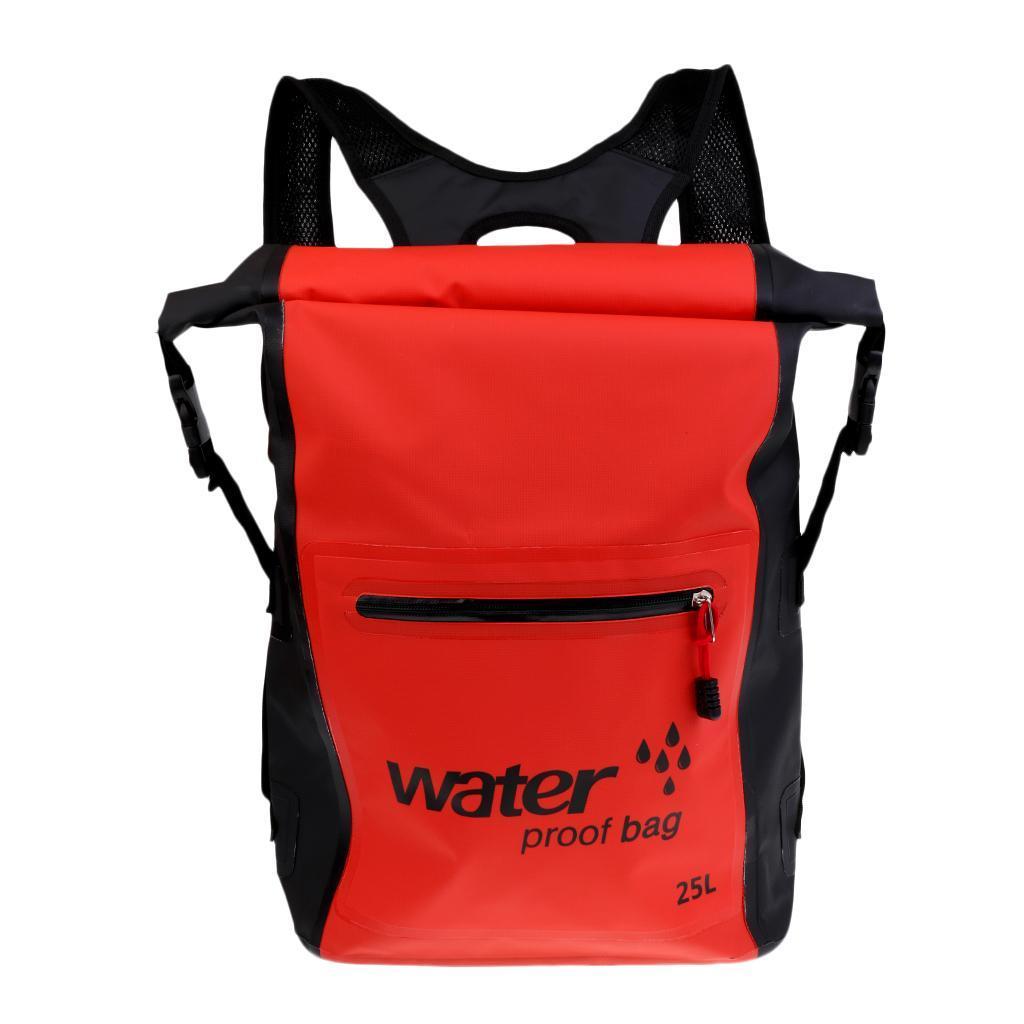 Sac-a-Dos-Impermeable-a-L-039-eau-Bagage-Pour-Canoe-Kayak-Bateau-Surf miniature 7
