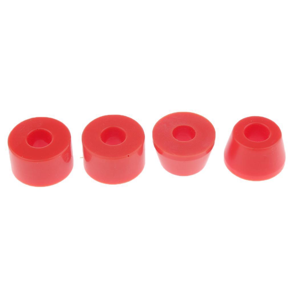 10-pezzi-di-boccole-per-skateboard-longboard-coniche-e-cilindro-con-set-di-tazze miniatura 7