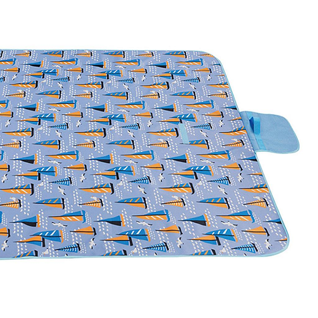 miniatura 29 - Pieghevole Coperta di Campeggio Esterna Spiaggia Festival Fondo in Materiale