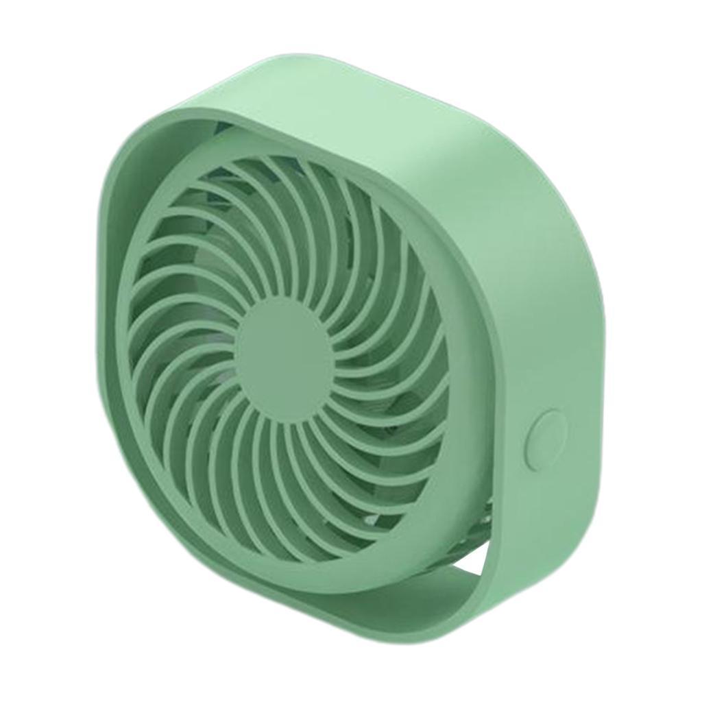Le-ventilateur-de-bureau-d-039-usb-Compact-3-vitesses-le-vent-fort-de-bureau miniature 9