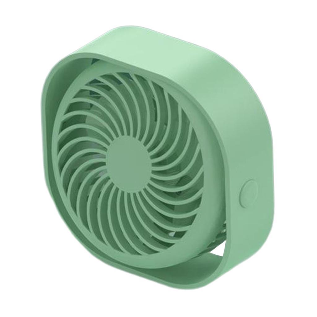 Le-ventilateur-de-bureau-d-039-usb-Compact-3-vitesses-le-vent-fort-de-bureau miniature 10