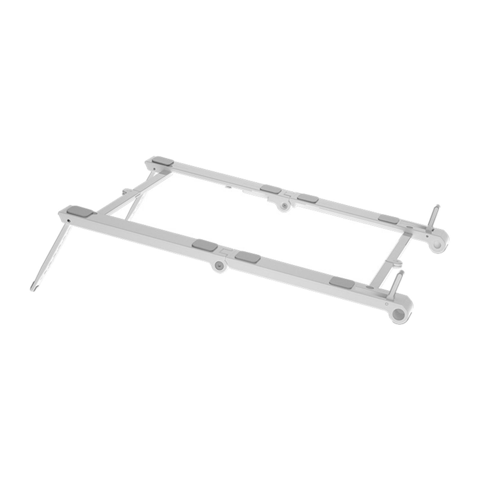 thumbnail 6 - 3 in1 Adjustable Laptop Stand Ergonomic Folding Hollow Radiating for Bracket