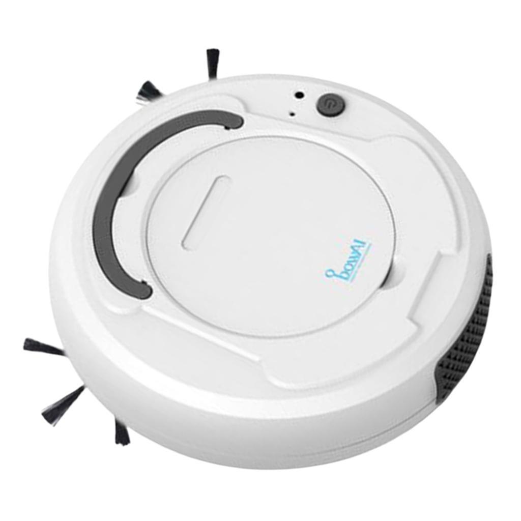 Robot-Aspirateur-3-En-1-Balayant-L-039-aspirateur-Et-La-Vadrouille-Pour-Le-Tapis-De miniature 7