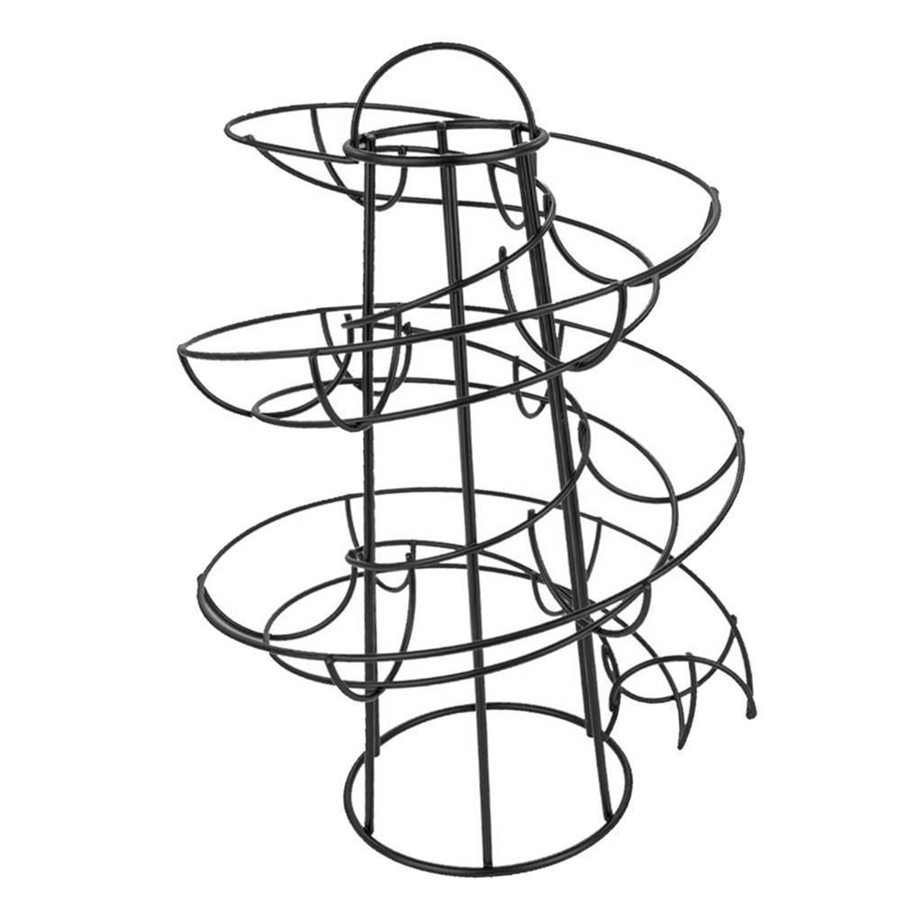 Dispenser-Per-Cestello-Per-Portauova-A-Spirale-Per-Porta-Moderna-A-Spirale-In miniatura 4