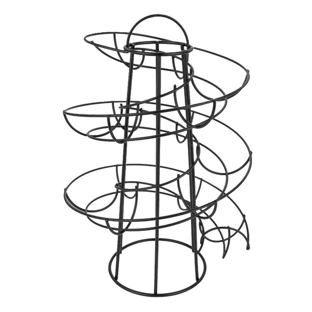 Dispenser-Per-Cestello-Per-Portauova-A-Spirale-Per-Porta-Moderna-A-Spirale-In miniatura 3