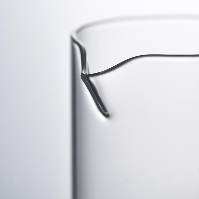 Misurino-in-vetro-borosilicato-con-intervalli-di-250-500ML-Accessori-da-cucina miniatura 4