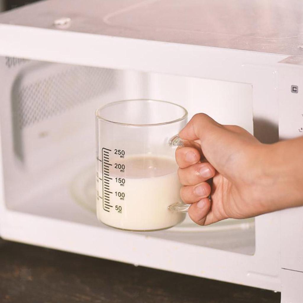 Misurino-in-vetro-borosilicato-con-intervalli-di-250-500ML-Accessori-da-cucina miniatura 9
