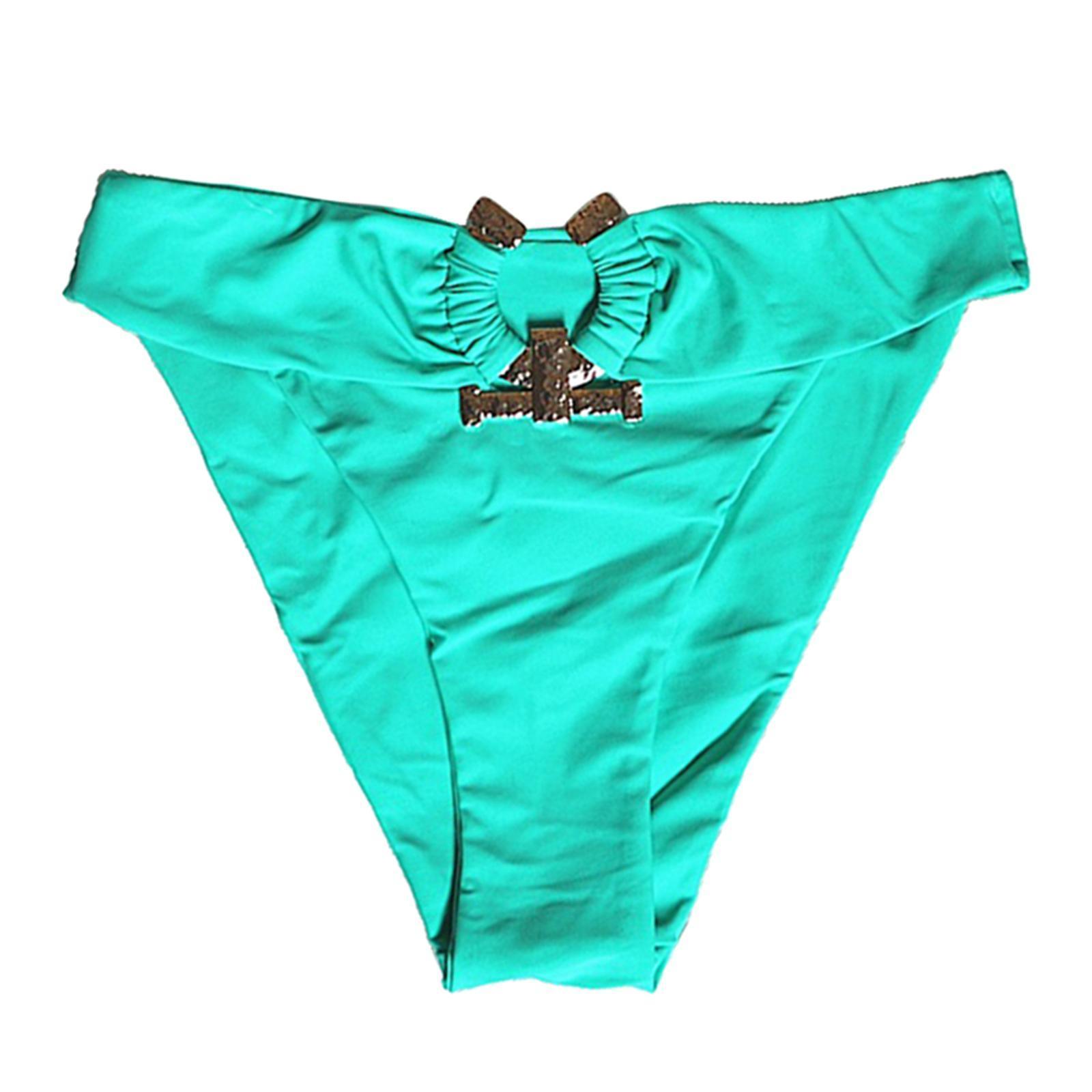Indexbild 114 - Zwei Stücke Bikini Set Strappy Bademode Party Badeanzug Tankini Bademode