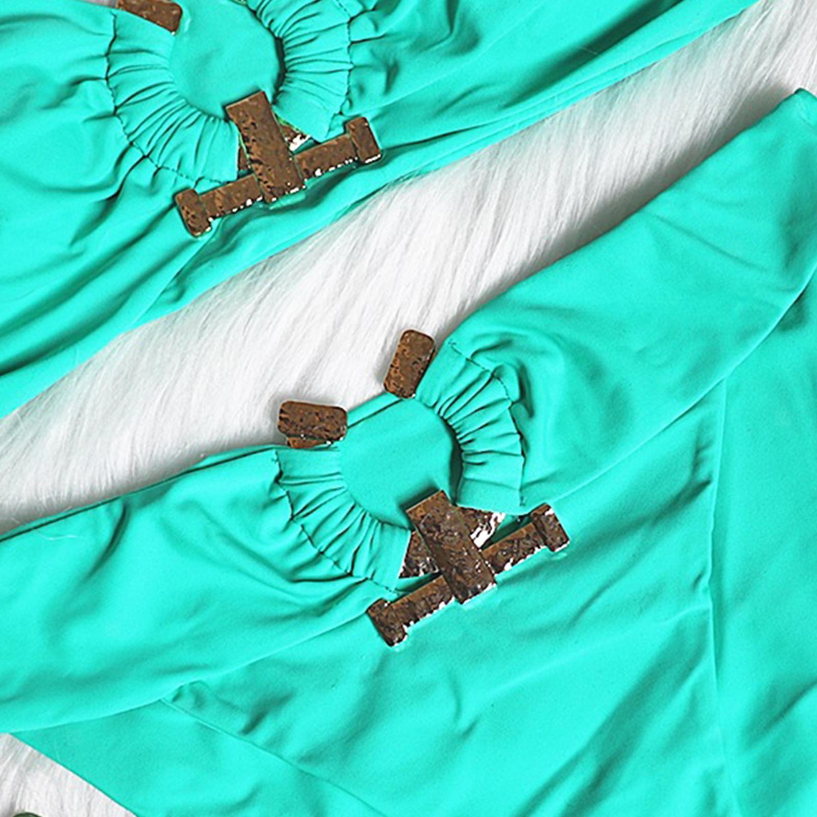 Indexbild 113 - Zwei Stücke Bikini Set Strappy Bademode Party Badeanzug Tankini Bademode