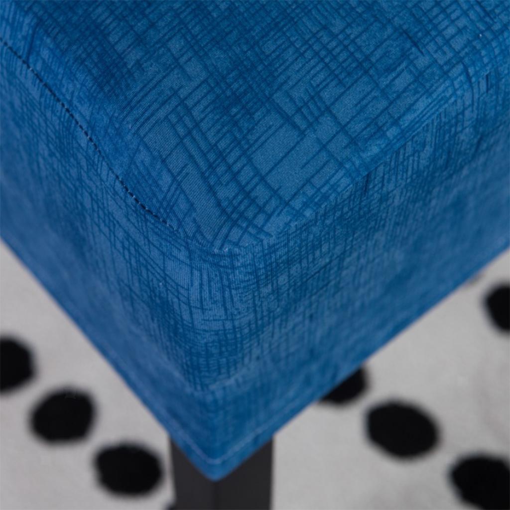 2pcs-chaise-de-salle-a-manger-a-dos-court-couvre-tabouret-de-comptoir-de-bar miniature 16