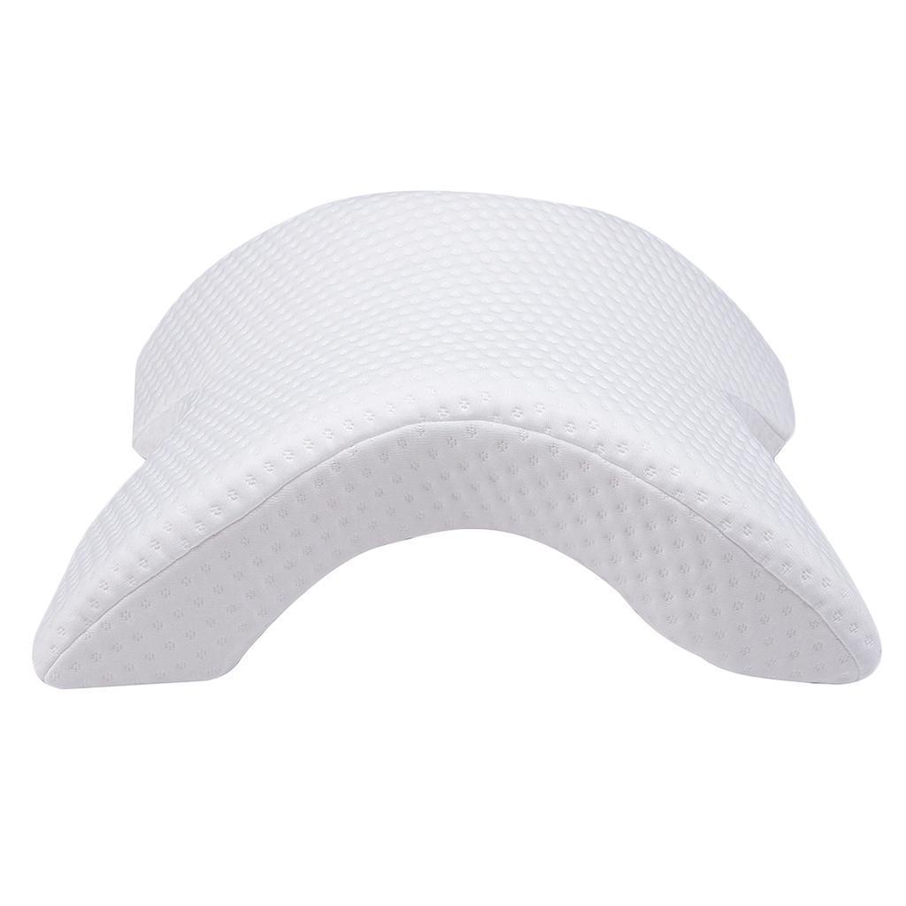 Cuscino-In-Memory-Foam-Protezione-Per-Il-Collo-Del-Cuscino-Mano-A-Rimbalzo miniatura 3