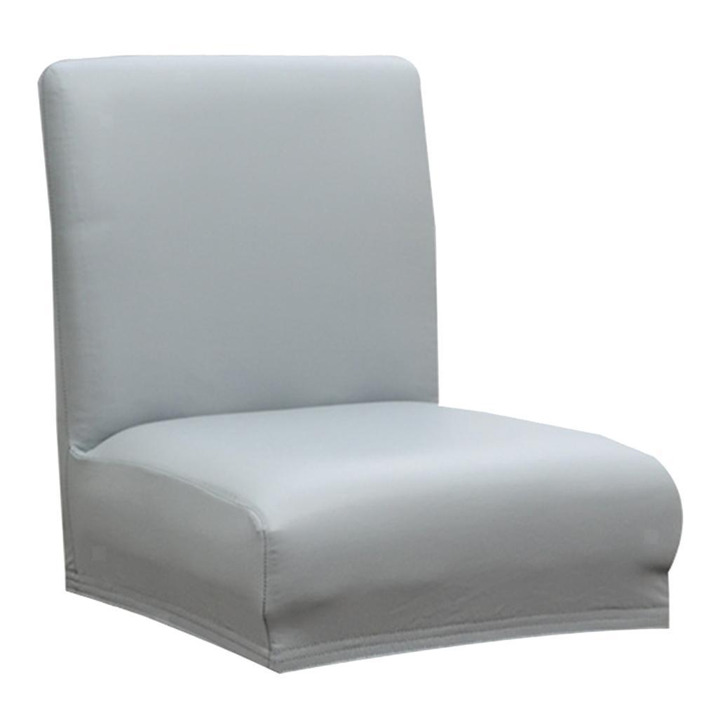 Housse-de-chaise-de-salle-a-manger-extensible-Housse-de-protection-pour miniature 19