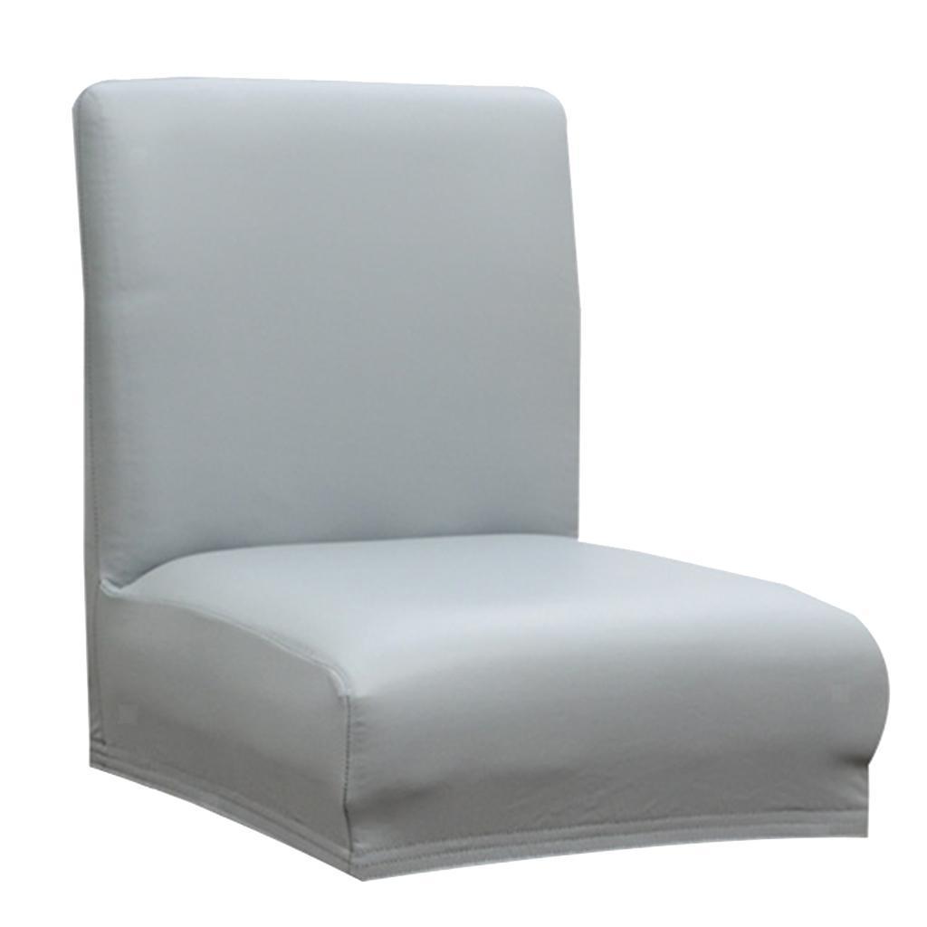 Housse-de-chaise-de-salle-a-manger-extensible-Housse-de-protection-pour miniature 18