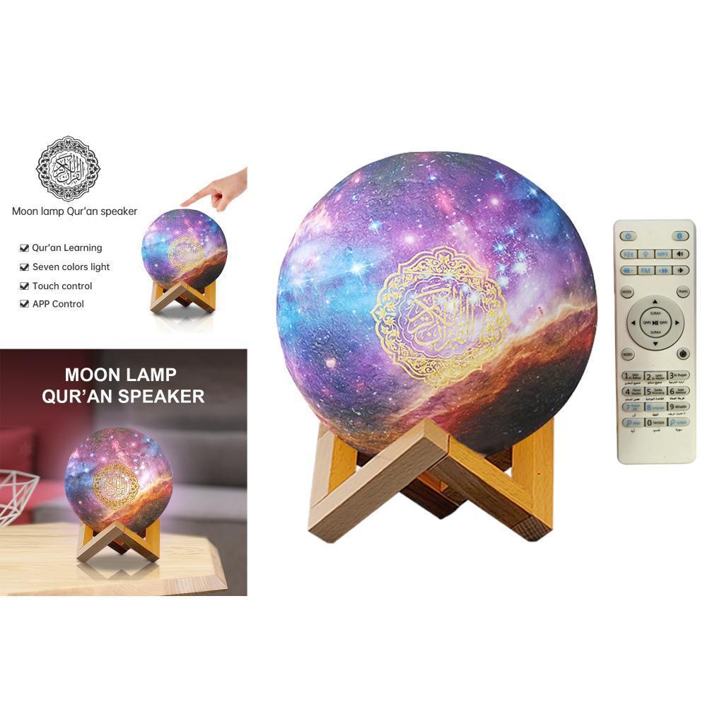 Di-notte-del-LED-3D-Lampada-con-Supporto-di-Legno-Da-Tavolo-Da-Tavolo-a-Casa miniatura 18
