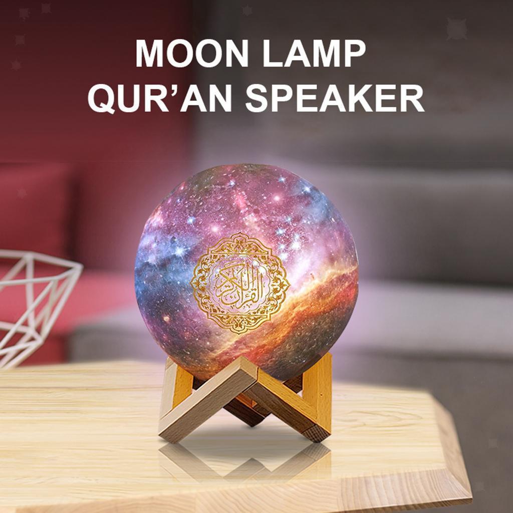 Di-notte-del-LED-3D-Lampada-con-Supporto-di-Legno-Da-Tavolo-Da-Tavolo-a-Casa miniatura 19