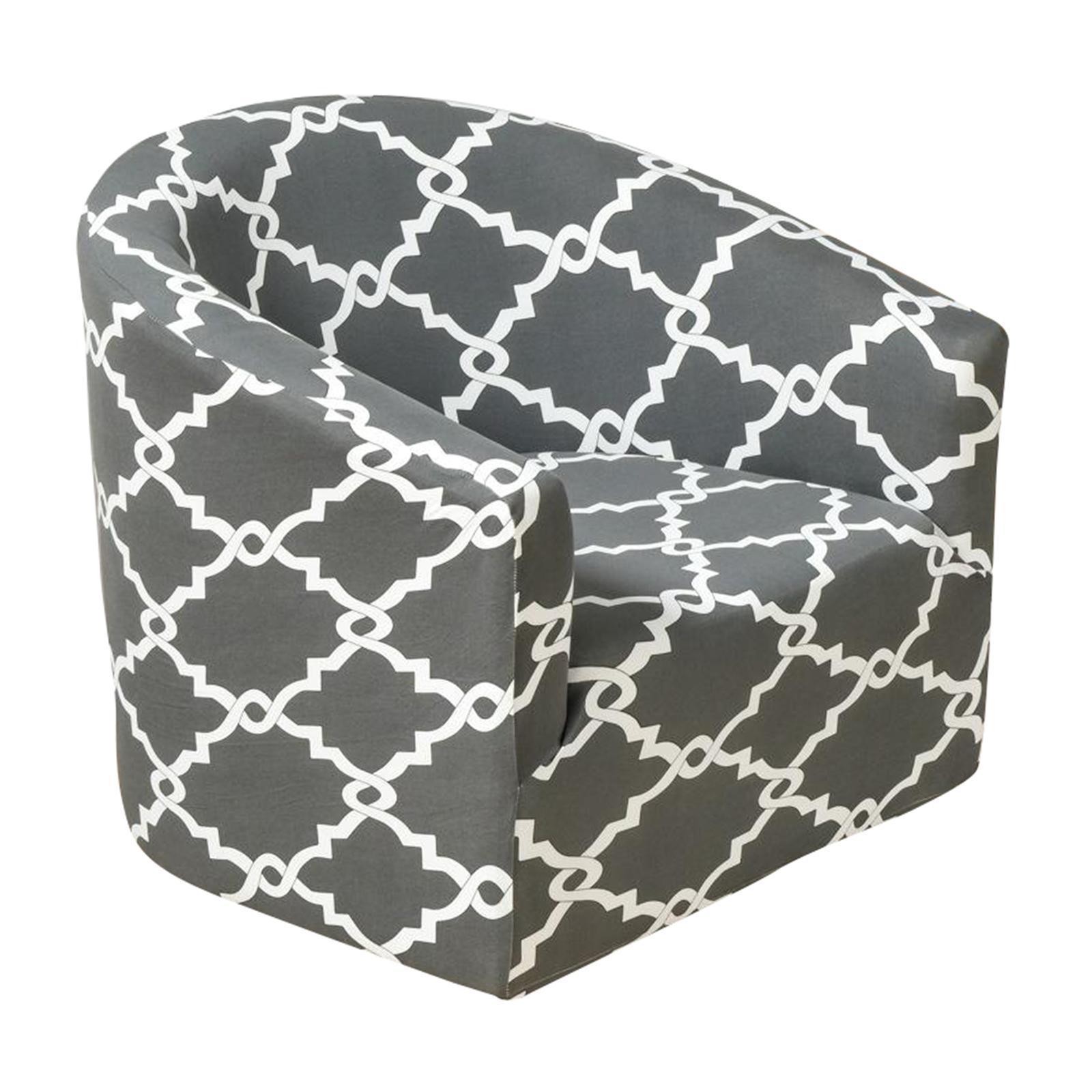 miniatura 12 - Fodera per poltrona singola per poltrona Fodera per sedia in colori assortiti