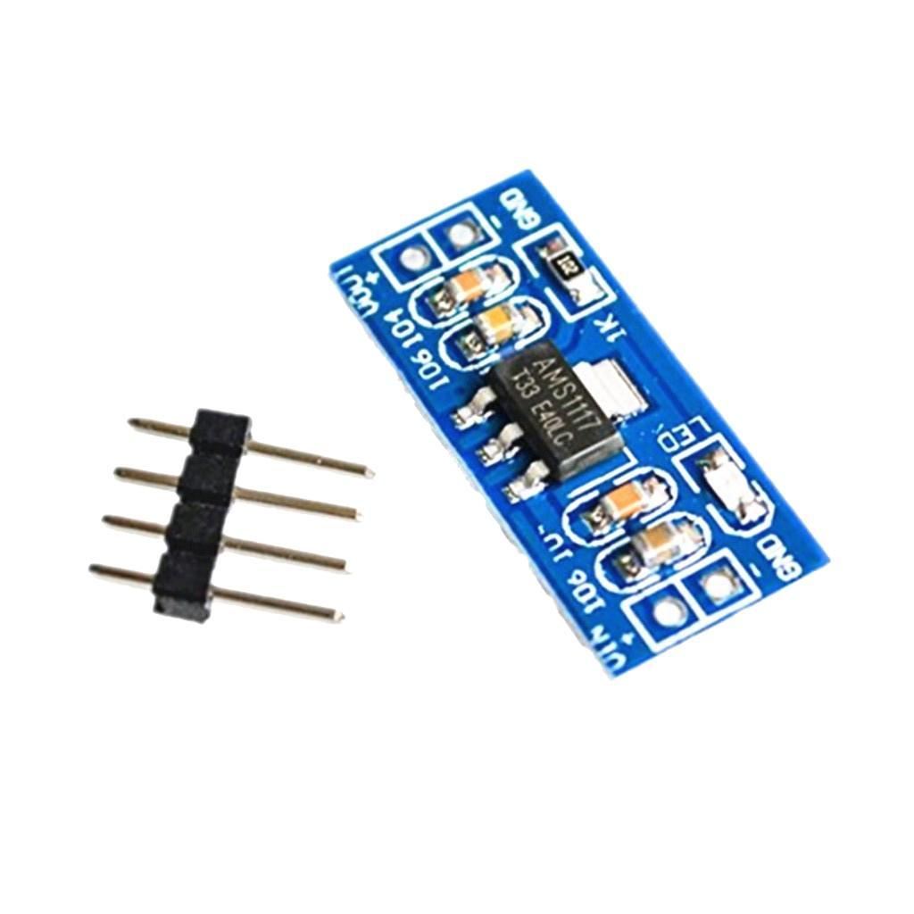 AMS1117-DC-Voltage-Regulator-Power-Supply-Module thumbnail 7