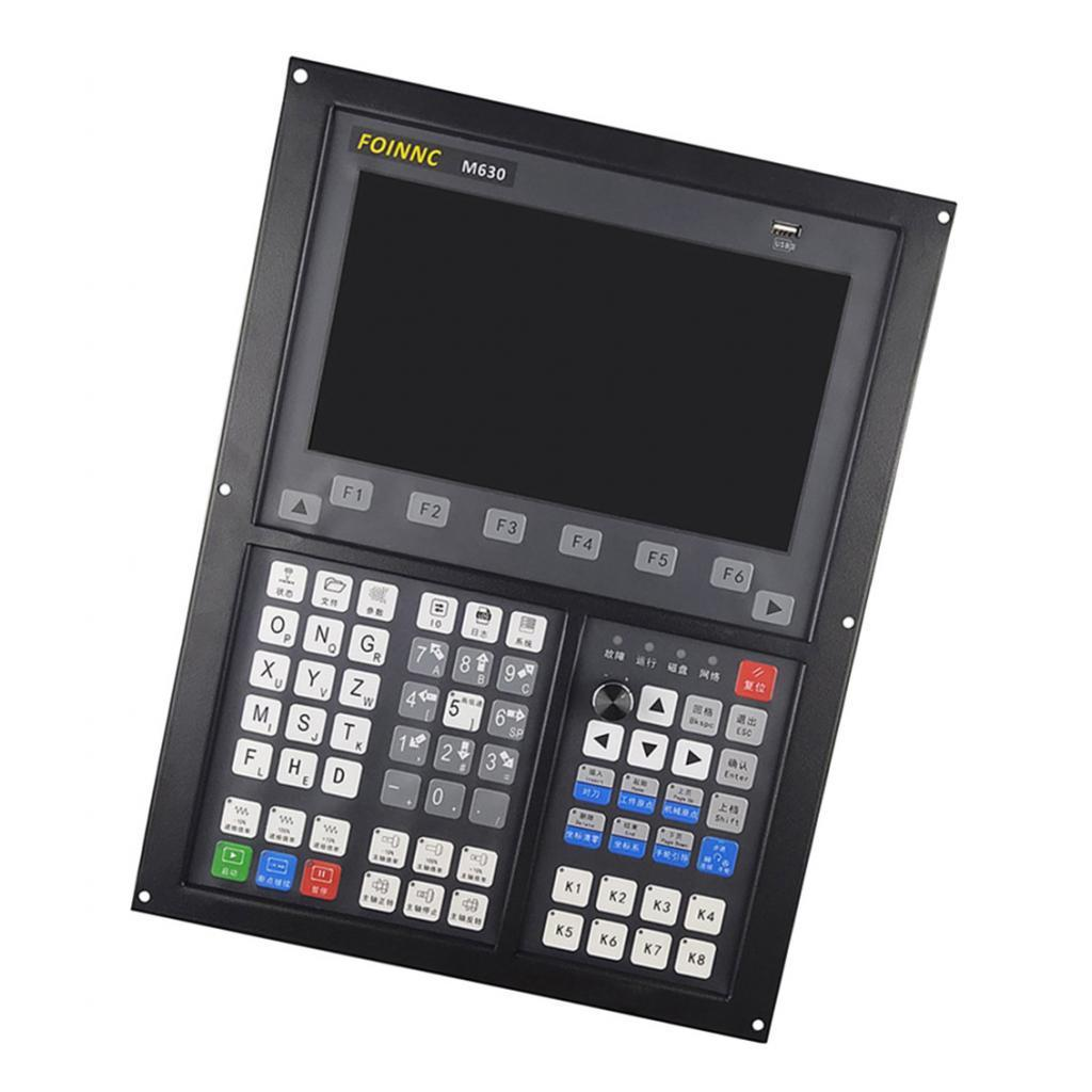 1-Set-CNC-Motion-Controller-System-M630-650-10-2in-Cutting-Machine-3-4-Axis thumbnail 6