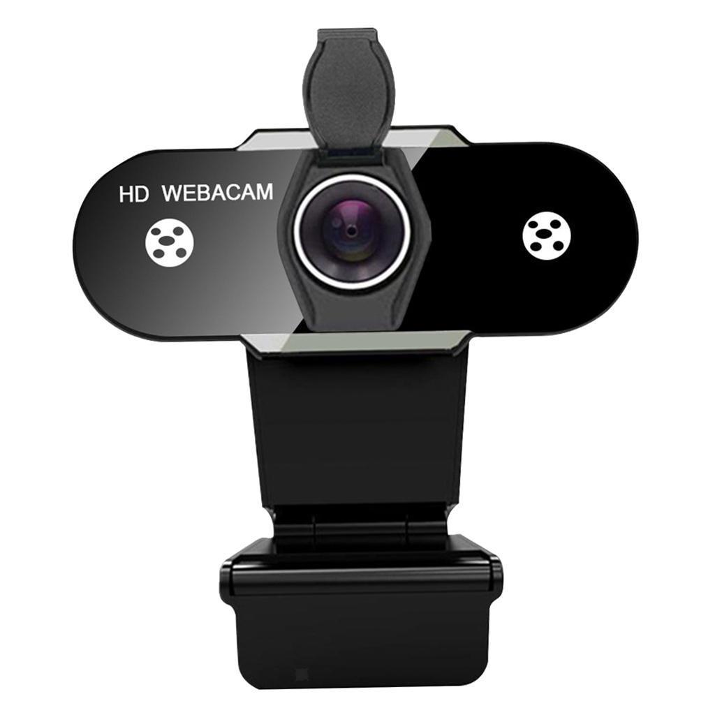 miniatura 22 - Webcam HD, webcam per PC Videocamera per computer mini USB Videocamera con