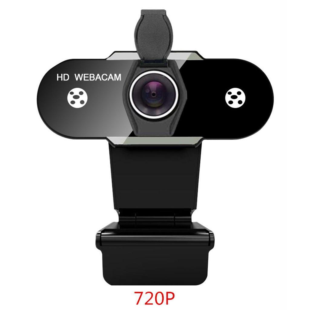 miniatura 21 - Webcam HD, webcam per PC Videocamera per computer mini USB Videocamera con