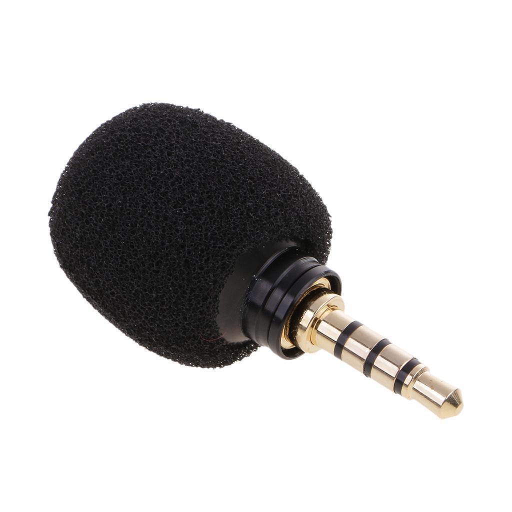 Mono-Standard-3-5mm-Plug-Condenser-Microphone-For-Skype-PC-Voice-Amplifier thumbnail 8