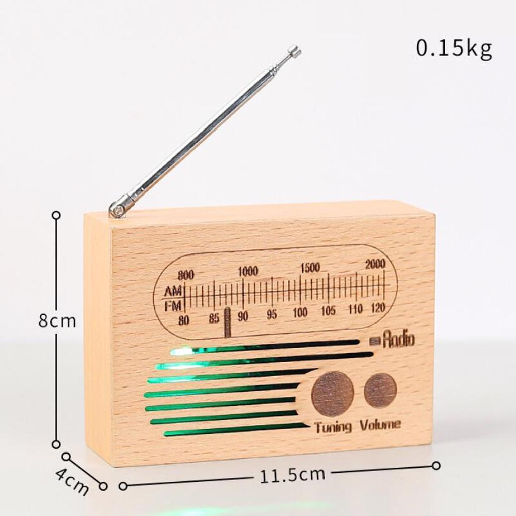 Clockwork-Music-Box-Radio-Music-Box-Tabletop-Musical-Ornaments-Girls-Gift thumbnail 17