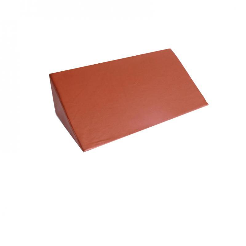 thumbnail 10 - Foam-Wedge-Pillow-Elevation-Cushion-Lumbar-Support-Cottong-or-PU-Leather-Zipper