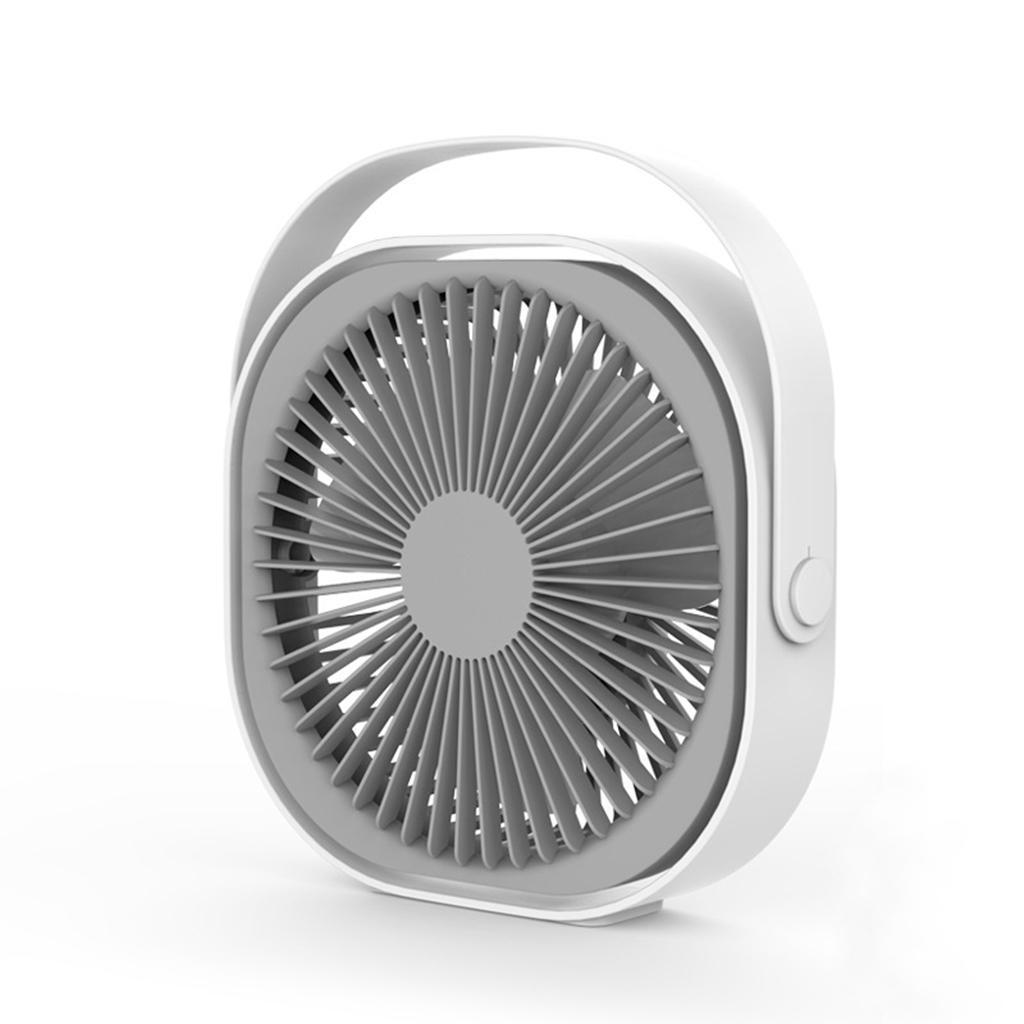 Ventilateur-Portable-Rechargeable-De-Bureau-De-Ventilateur-De-Bureau-De miniature 3