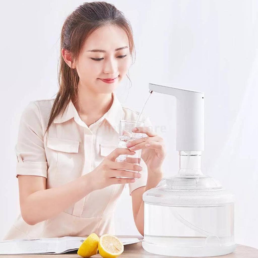 Tasto-di-Tocco-automatico-di-Acqua-Pompa-Distributore-di-Wireless-Materiale-Per miniatura 7
