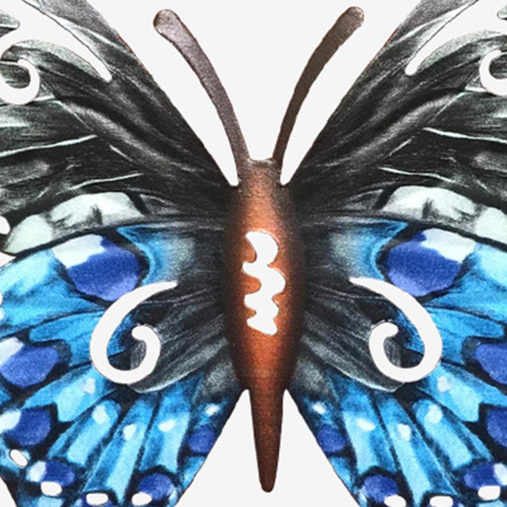 miniatura 37 - Farfalla Natura Opere D'arte Della Parete Appeso Animale Scultura per la