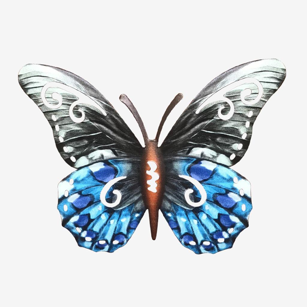 miniatura 39 - Farfalla Natura Opere D'arte Della Parete Appeso Animale Scultura per la