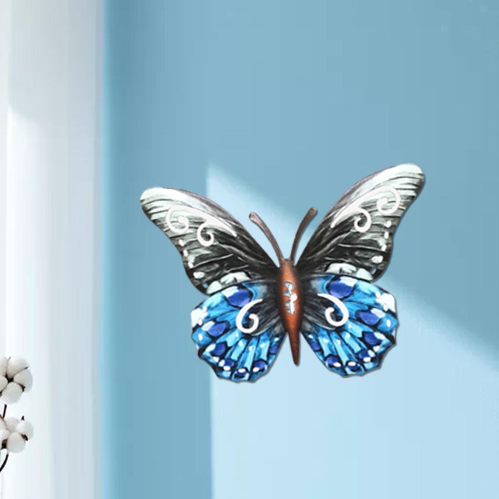 miniatura 41 - Farfalla Natura Opere D'arte Della Parete Appeso Animale Scultura per la