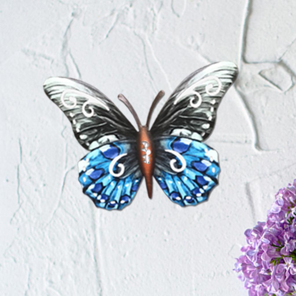 miniatura 34 - Farfalla Natura Opere D'arte Della Parete Appeso Animale Scultura per la
