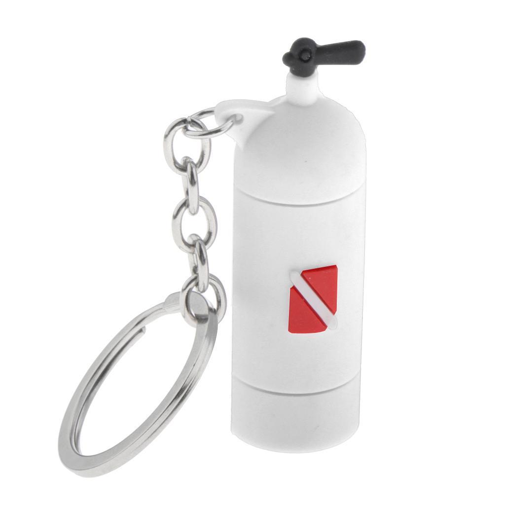 Mini-Diving-Tank-Key-Chain-Novelty-Dive-Air-Cylinder-Car-Keys-Diver-Bag-Tag-Ring thumbnail 6