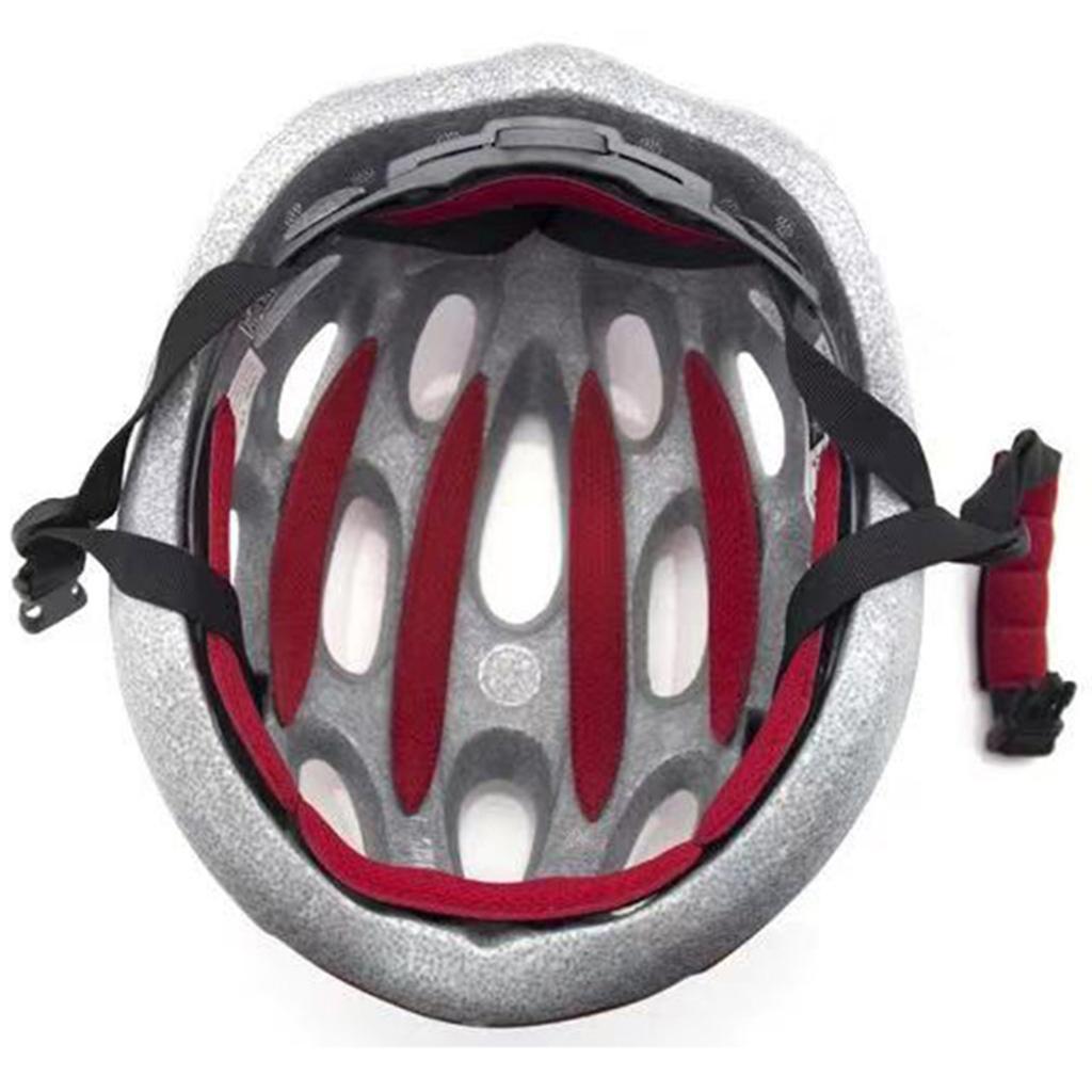Cycling Helmet Pads Sealed Sponge Bicycle Helmet Of Inner Pads Protection WT