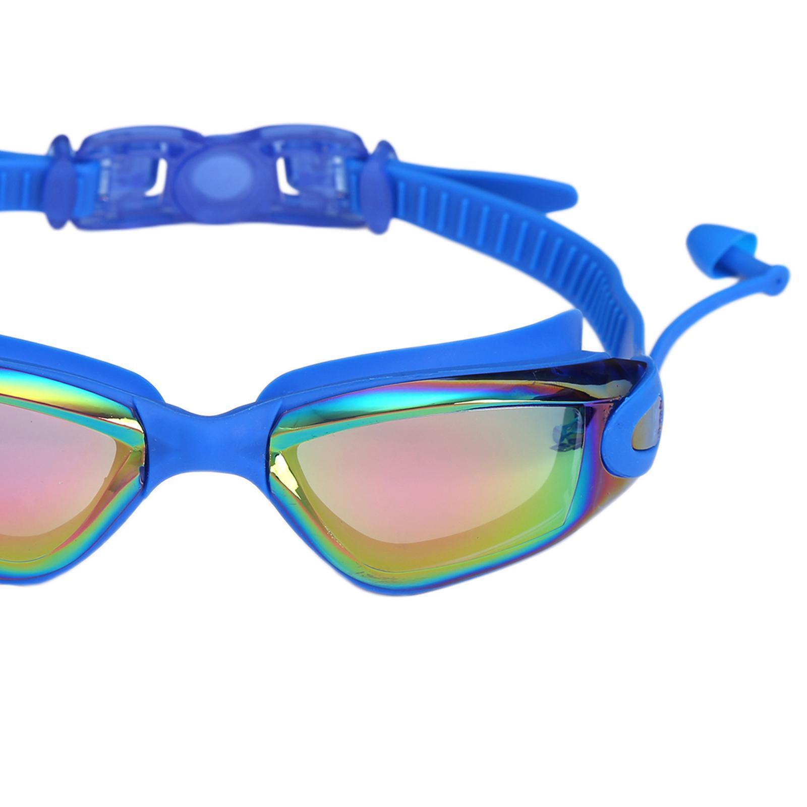 miniatura 13 - Occhialini da nuoto, protezione UV Occhialini da nuoto anti-appannamento Unisex