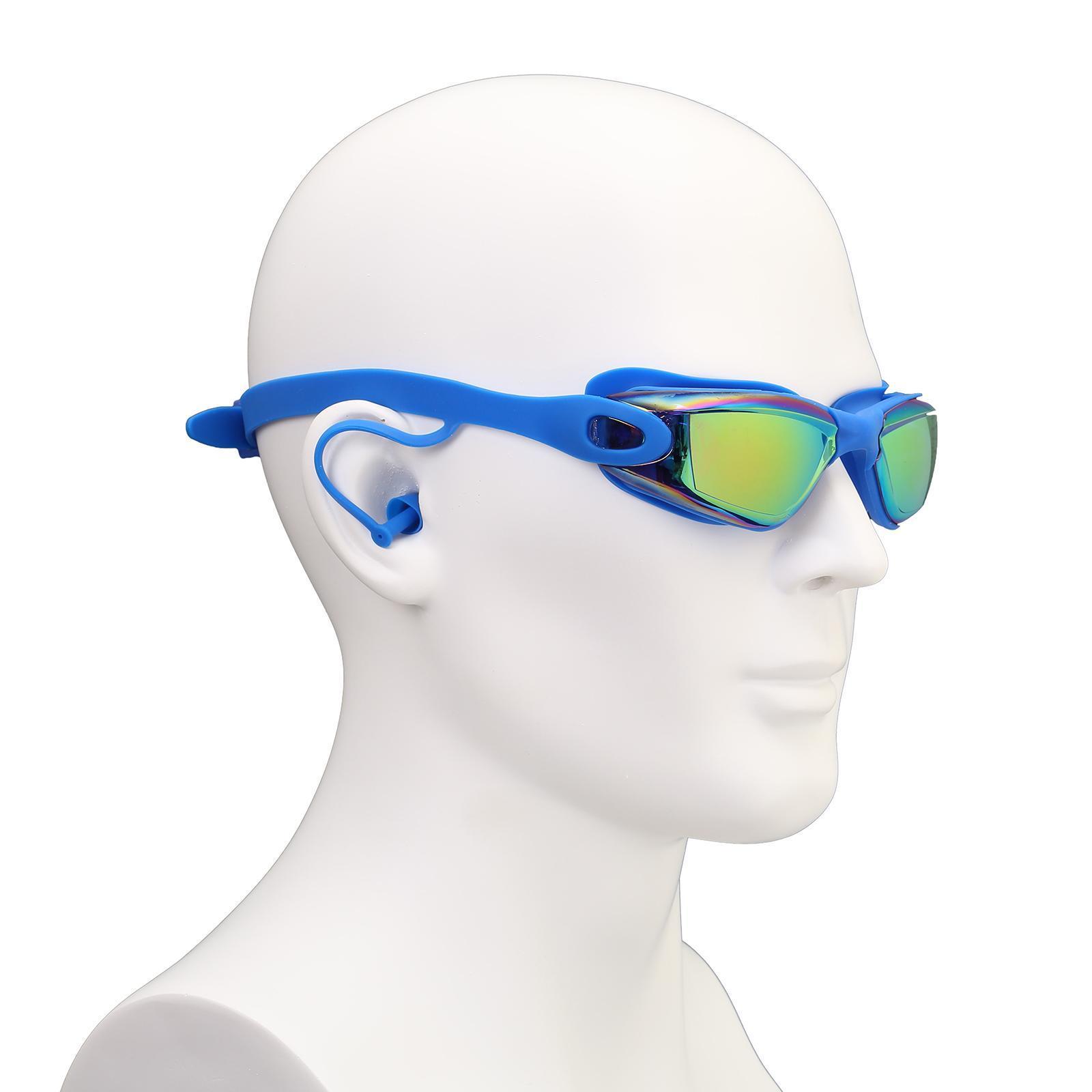 miniatura 11 - Occhialini da nuoto, protezione UV Occhialini da nuoto anti-appannamento Unisex