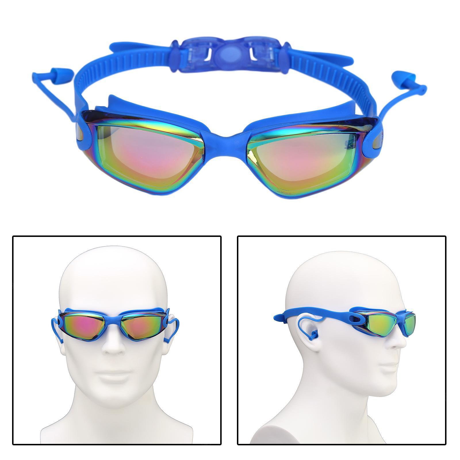 miniatura 12 - Occhialini da nuoto, protezione UV Occhialini da nuoto anti-appannamento Unisex