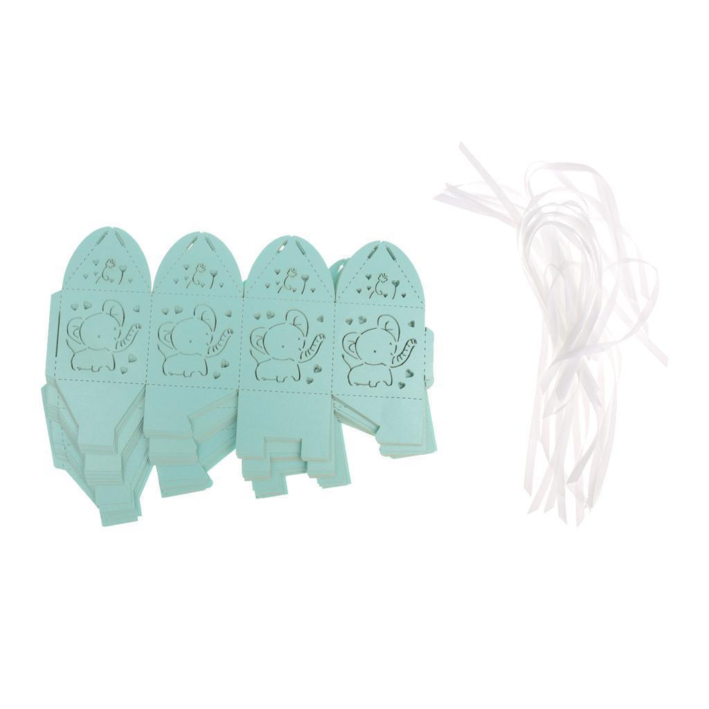 Confezione-regalo-mini-caramelle-vuote-da-25-pezzi-per-baby-shower-compleanno miniatura 9
