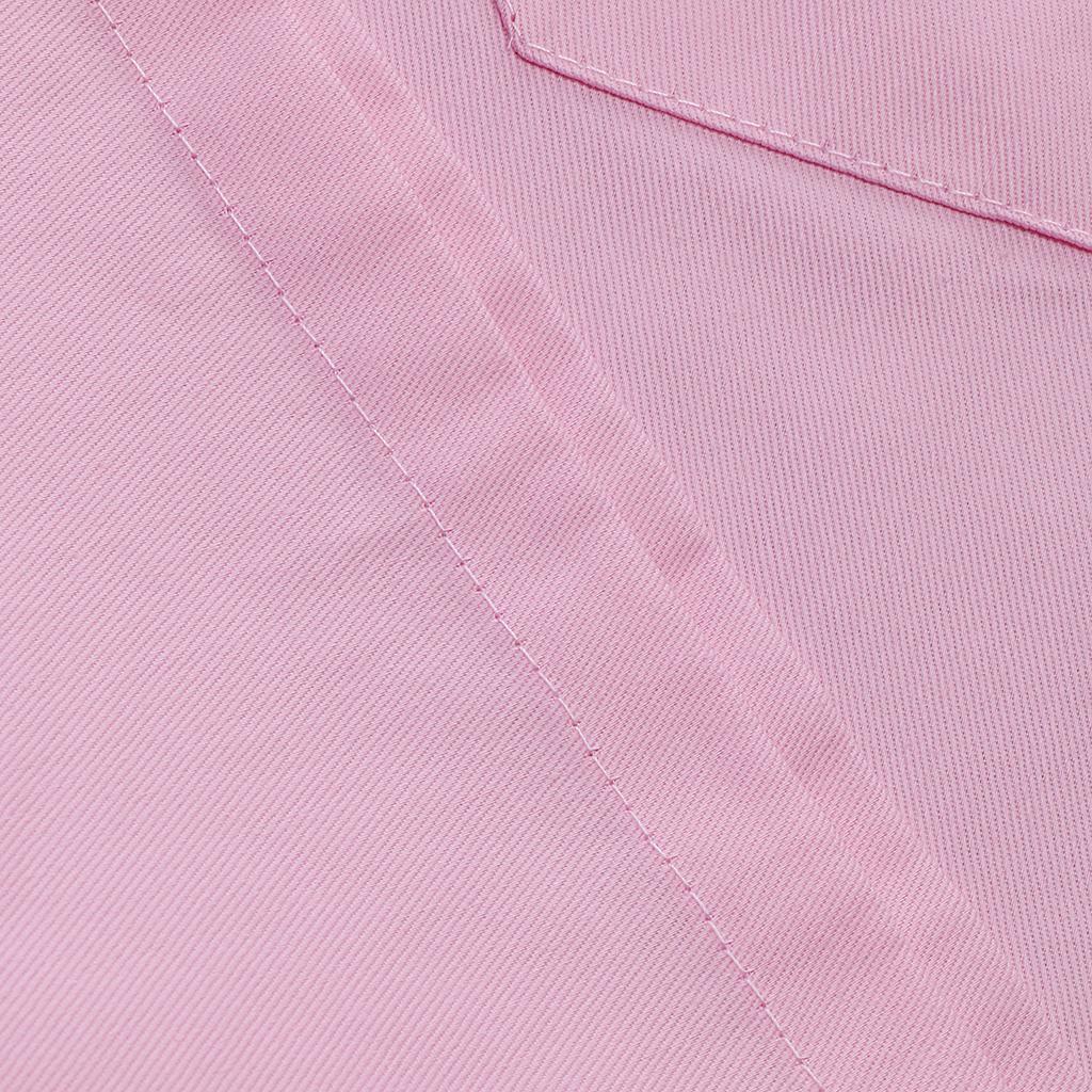 Men-Women-Scrub-Sets-Medical-Spa-Nursing-Clinic-Hospital-Uniform-Top-Pants miniature 40