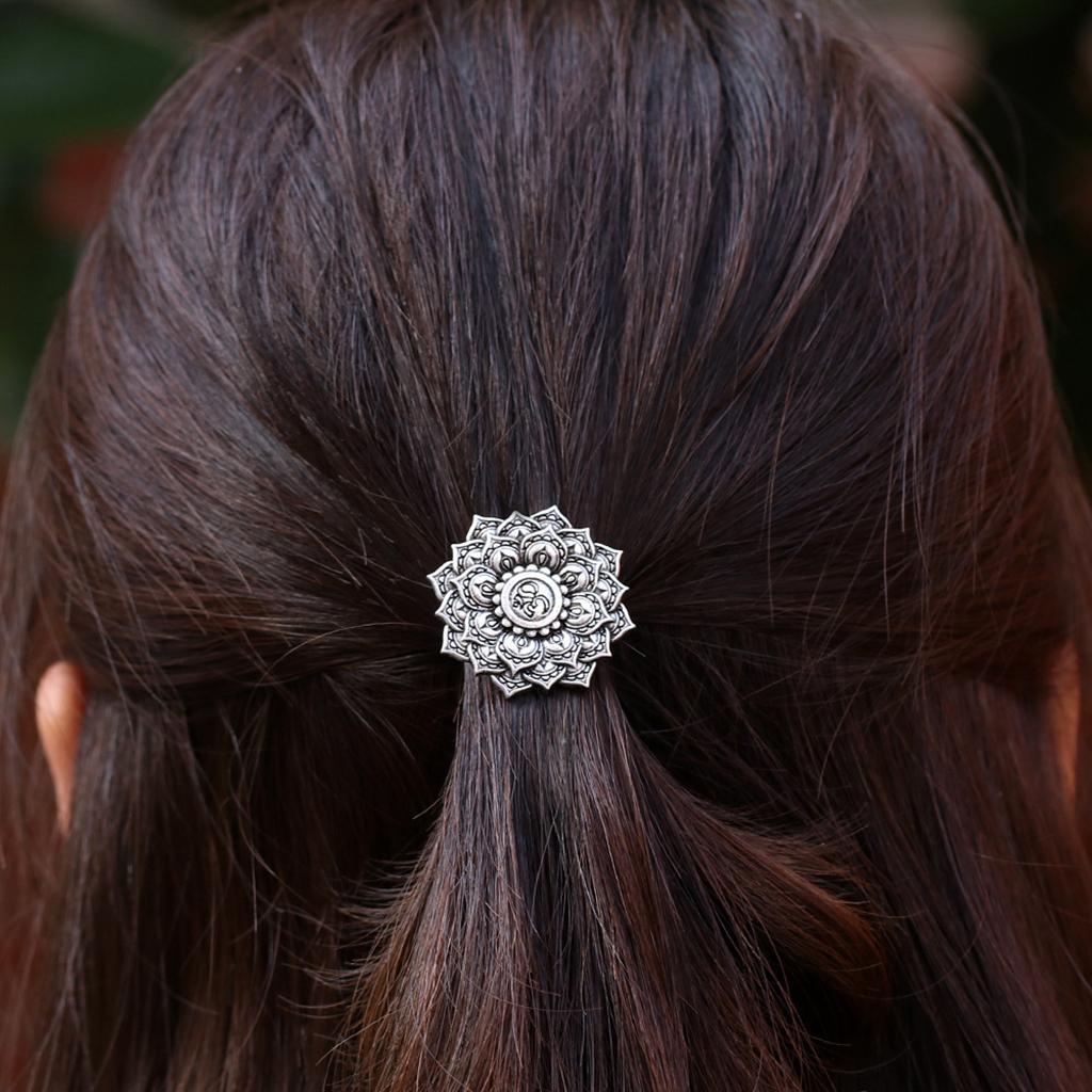 Elegant Lady Mandragora Hairclip Girl Dating Birthday Christmas Gift Hairpin