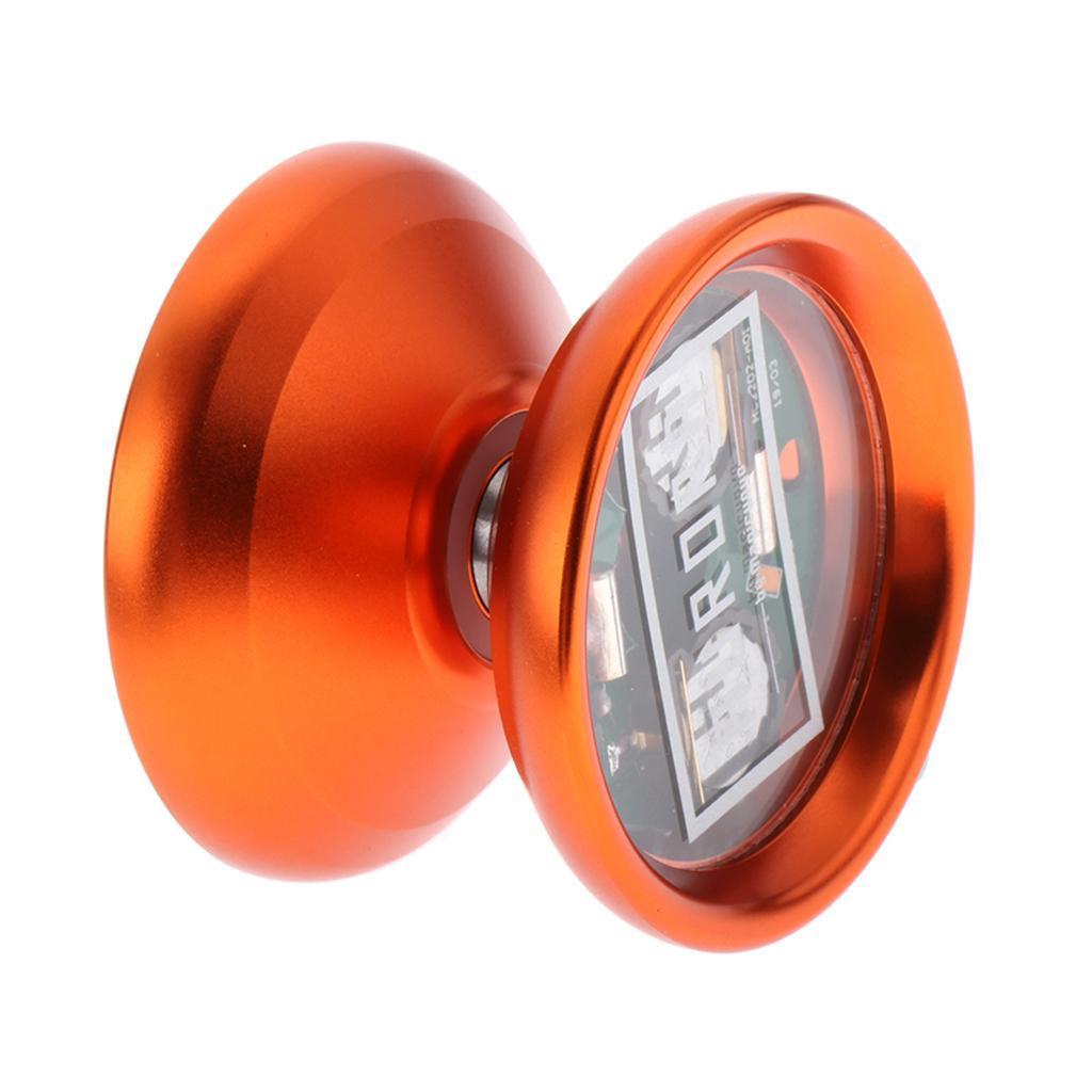 1pc-LED-Yoyo-Professional-Magic-Trick-Cool-Lighting-Yoyo-Kid-Collectors-Toy thumbnail 8